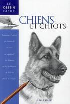 Couverture du livre « Chiens et chiots » de Nolon Stacey aux éditions Tutti Frutti