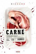 Couverture du livre « Carne » de Julia Richard aux éditions L'homme Sans Nom