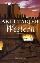 Couverture du livre « Western » de Akli Tadjer aux éditions Flammarion