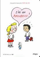 Couverture du livre « J'ai un amoureux ! » de Jean-Philippe Muzo aux éditions Actes Sud Junior