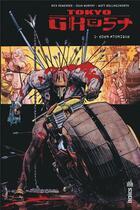Couverture du livre « Tokyo ghost T.1 ; eden atomique » de Rick Remender et Sean Murphy aux éditions Urban Comics