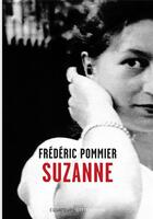 Couverture du livre « Suzanne » de Frederic Pommier aux éditions Des Equateurs