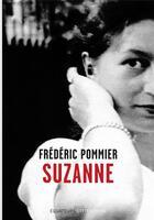 Couverture du livre « Suzanne » de Frederic Pommier aux éditions Des Equateurs
