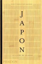 Couverture du livre « Japon : le livre de cuisine » de Nancy Singleton Hachisu aux éditions Phaidon