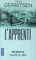 Couverture du livre « L'apprenti » de Tess Gerritsen aux éditions Pocket