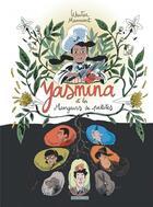 Couverture du livre « Yasmina et les mangeurs patates » de Wauter Mannaert aux éditions Dargaud