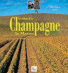 Couverture du livre « Couleurs de la champagne ; la marne » de Bruno Gouhoury aux éditions Creations Du Pelican