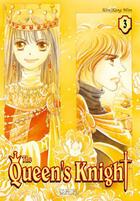 Couverture du livre « The Queen'S Knight T.3 » de Kim Kang Won aux éditions Saphira