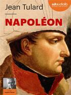 Couverture du livre « Napoleon, ou le mythe du sauveur - livre audio 2 cd mp3 » de Jean Tulard aux éditions Audiolib