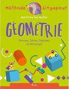 Couverture du livre « Maitrise maths singapour/geometrie » de Collectif aux éditions Piccolia