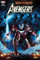 Couverture du livre « Avengers - war of the realms N.2 ; le starkronomicon » de Avengers - War Of The Realms aux éditions Panini Comics Fascicules