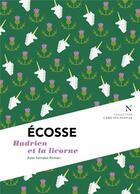 Couverture du livre « Ecosse » de Samake Assanatou aux éditions Nevicata