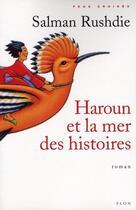 Couverture du livre « Haroun et la mer des histoires » de Salman Rushdie aux éditions Plon