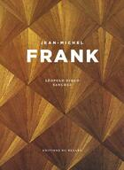 Couverture du livre « Jean-Michel Frank » de Leopold Diego Sanchez aux éditions Le Regard