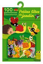Couverture du livre « Gommettes petites betes » de  aux éditions Lito