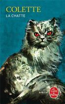 Couverture du livre « La chatte » de Colette aux éditions Lgf