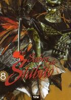 Couverture du livre « Le sabre de Shibito t.8 » de Missile Kakurai et Hideyuki Kikuchi aux éditions 12 Bis