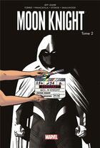 Couverture du livre « Moon Knight all-new all-different T.2 » de Collectif et Jeff Lemire aux éditions Panini