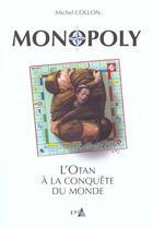 Couverture du livre « Monopoly » de Michel Collon aux éditions Epo