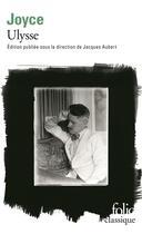 Couverture du livre « Ulysse » de James Joyce aux éditions Gallimard