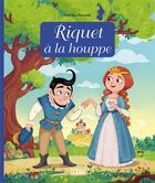 Couverture du livre « Riquet à la houppe » de Anne Royer et Marine Cazaux aux éditions Lito
