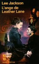 Couverture du livre « L'ange de Leather Lane » de Jackson Lee aux éditions 10/18