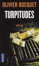 Couverture du livre « Turpitudes » de Olivier Bocquet aux éditions Pocket