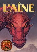 Couverture du livre « Eragon T.2 ; l'aîné » de Christopher Paolini aux éditions Bayard Jeunesse
