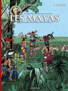 Couverture du livre « Les voyages d'Alix ; les Mayas t.1 » de Jacques Martin et Jean Torton aux éditions Casterman