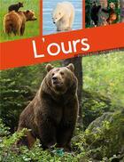 Couverture du livre « L'ours » de Maurice Duperat aux éditions Artemis