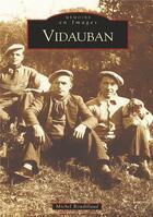 Couverture du livre « Vidauban » de Michel Roudillaud aux éditions Editions Sutton