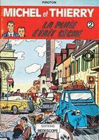 Couverture du livre « Michel et Thierry ; intégrale t.4 » de Charles Jadoul et Arthur Piroton aux éditions Hibou