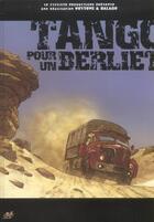 Couverture du livre « Tango Pour Un Berliet » de Fred Weytens aux éditions Le Cycliste