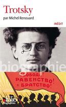 Couverture du livre « Trotsky » de Michel Renouard aux éditions Gallimard
