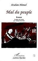 Couverture du livre « Mal Du Peuple » de Ibrahim Ahmad aux éditions L'harmattan