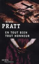 Couverture du livre « En tout bien tout honneur » de Scott Pratt aux éditions Seuil