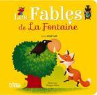 Couverture du livre « Les fables de La Fontaine » de Philippe Jalbert aux éditions Lito
