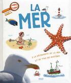 Couverture du livre « La mer » de Patrick Louisy aux éditions Milan