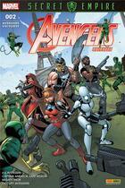 Couverture du livre « Avengers universe N.2 » de Avengers Universe aux éditions Panini Comics Fascicules