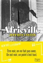 Couverture du livre « Africville » de Jeffrey Colvin aux éditions Harpercollins