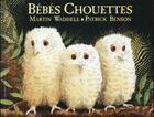 Couverture du livre « Bébés chouettes » de Patrick Benson et Martin Waddell aux éditions Ecole Des Loisirs