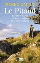 Couverture du livre « Le Pitaud ; la fille du Pitaud ; le Pitaud grand-père ; le destin du Pitaud » de Pierre Galoni aux éditions Archipel