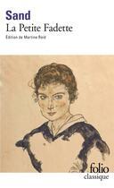 Couverture du livre « La Petite Fadette » de George Sand aux éditions Gallimard