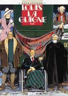 Couverture du livre « Louis la guigne t.9 ; Léo » de Jean-Paul Dethorey et Frank Giroud aux éditions Glenat