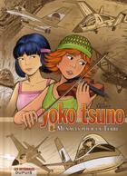 Couverture du livre « Yoko Tsuno ; INTEGRALE VOL.8 ; menaces pour la terre » de Roger Leloup aux éditions Dupuis