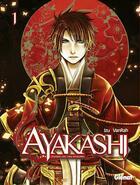 Couverture du livre « Ayakashi ; légendes des 5 royaumes T.1 » de Vanrah et Izu aux éditions Glenat