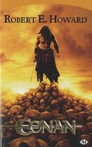 Couverture du livre « Conan » de Robert E. Howard aux éditions Bragelonne