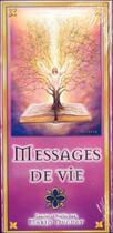 Couverture du livre « Messages de vie ; 54 cartes illustrées » de Mario Duguay aux éditions Trajectoire