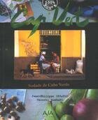 Couverture du livre « Cap vert ; soledade de Cabo Verde » de Thierry Rambaud et Jean-Philippe Dugault aux éditions Asa
