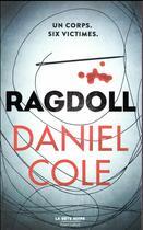 Couverture du livre « Ragdoll » de Daniel Cole aux éditions Robert Laffont